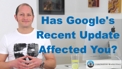 Has Google's Recent Update Affected You?