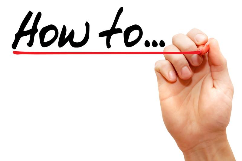 Why Write How-to Posts - AGY Innovative Marketing