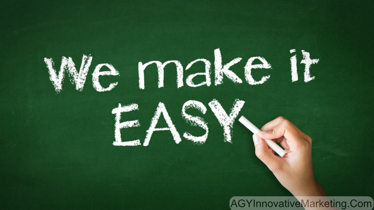 Top 3 Elements That Make Content Creation Easy. AGY Innovative Marketing   Digital Marketing Consultant with Brian