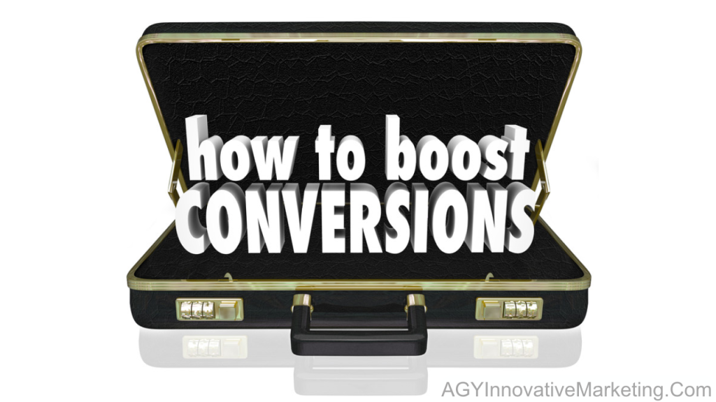 Writing for traffic instead of conversions - AGY Innovative Marketing